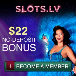 slots.lv Casino Mobile